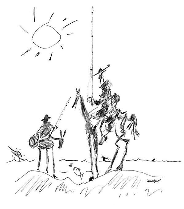 """Fish Quixote"" Summary Winner Announced"