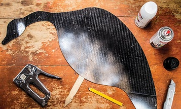 How to Make D.I.Y. Silhouette Canada Goose Decoys