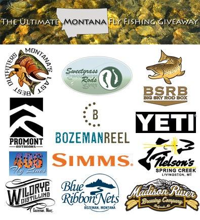The Ultimate Montana Flyfishing Giveaway