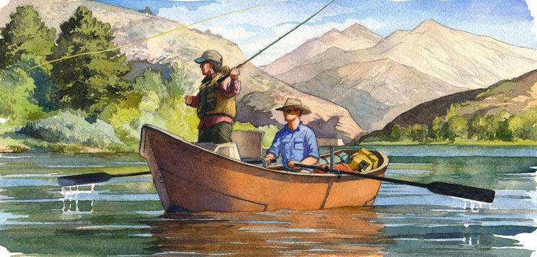 No Surrender: Fishing the Snake River