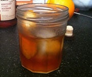 Step-by-Step: Making Bacon-Infused Bourbon