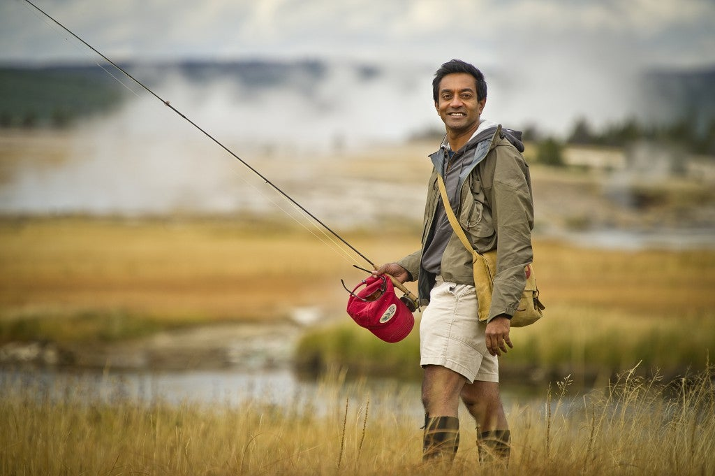 A Montana Hunter Spotlights Global Wildlife Issues in a New PBS Series