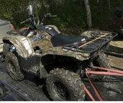 Trailer Tips for New ATV Owners