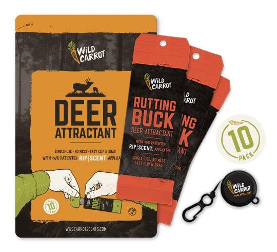 Wild Carrot 10-Pack Deer Attractant