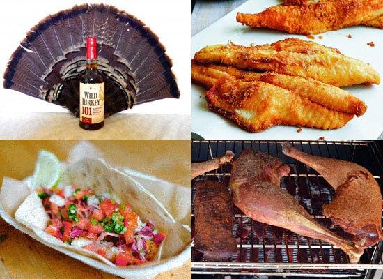 Wild Chef's Best: Fish and Turkey Recipes
