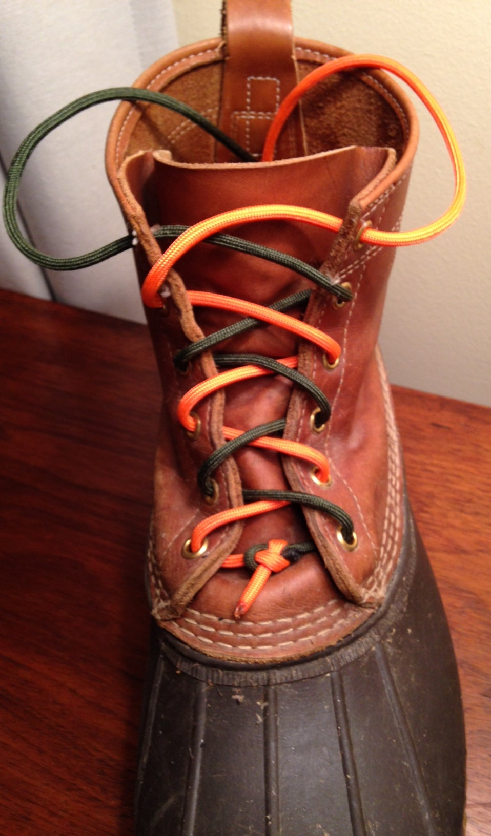 How to Lace Your Boots