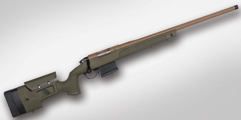 bergara hmr pro hybrid rifle