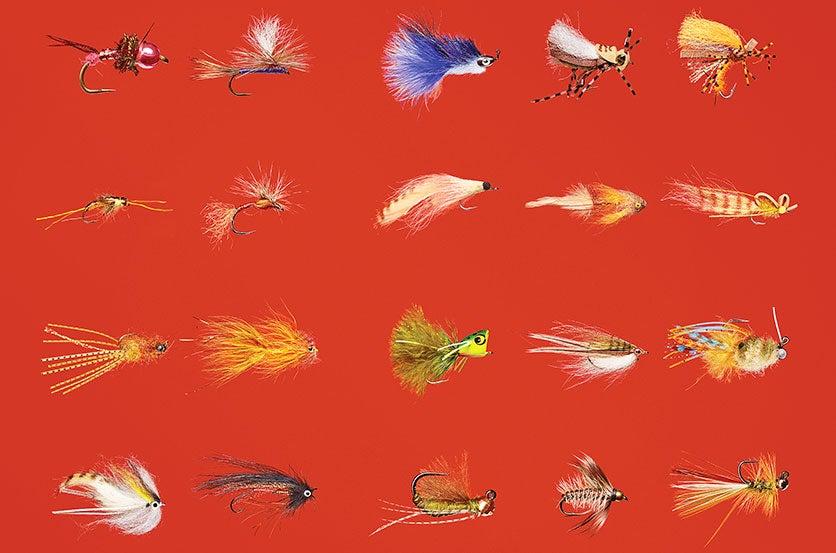 flies, best new flies, fly patterns