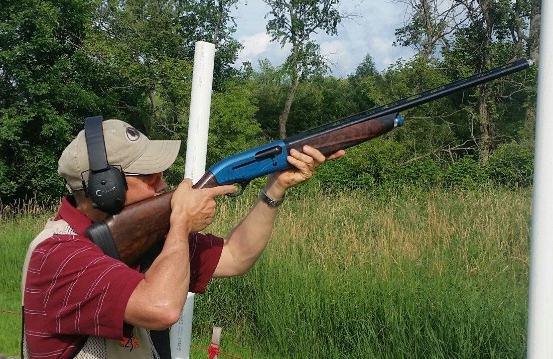 Beretta A400 Xcel: The Blue Gun