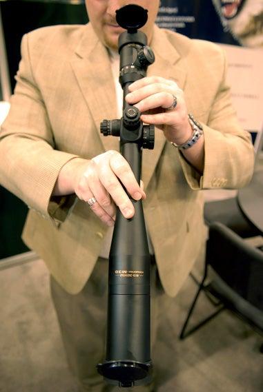 SHOT Show, las vegas, field and stream, optics, riflescopes, scopes, binos, binoculars, shooting, spotting, glassing, glass, rangefinder