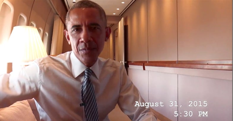 Obama Heads to the Alaskan Arctic, Learns Survival From Bear Grylls