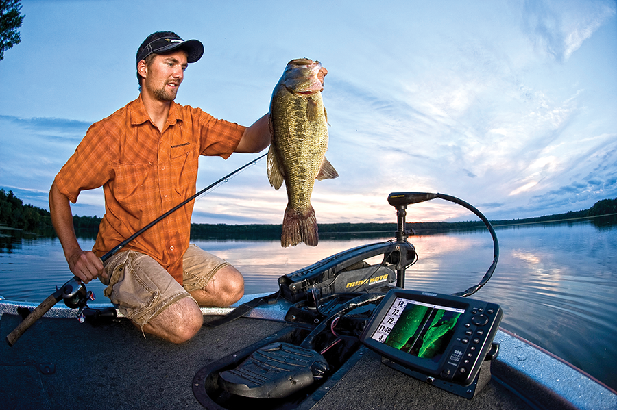 How to Catch Monster Largemouth Bass