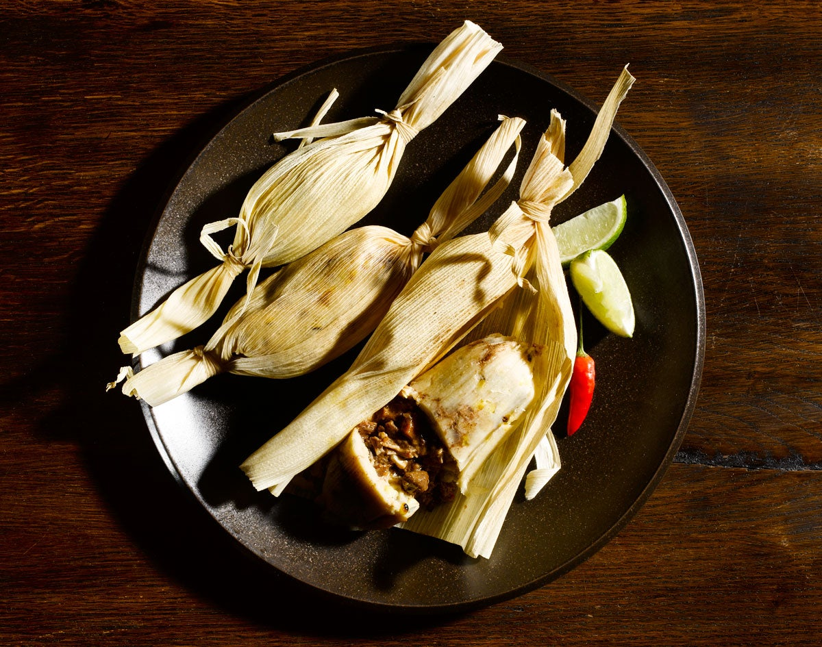 John Currence's Recipe for Venison Tamales