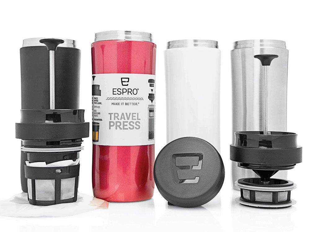 Espro Travel Press