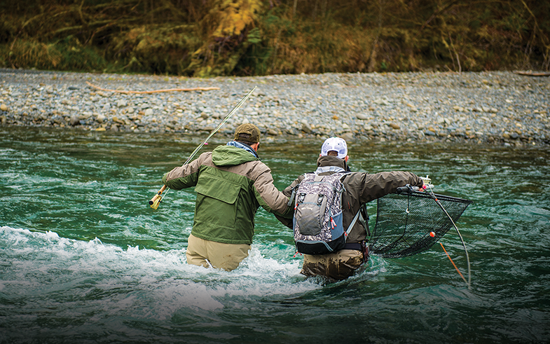 Six Tips for Whitewater Wading