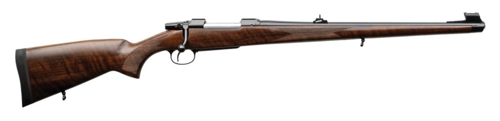 CZ 550 FS rifle