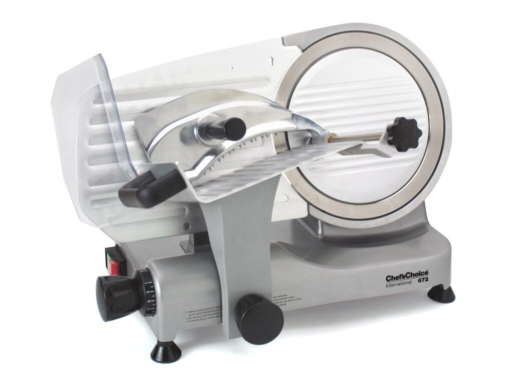 Chef's Choice Professional Food Slicer