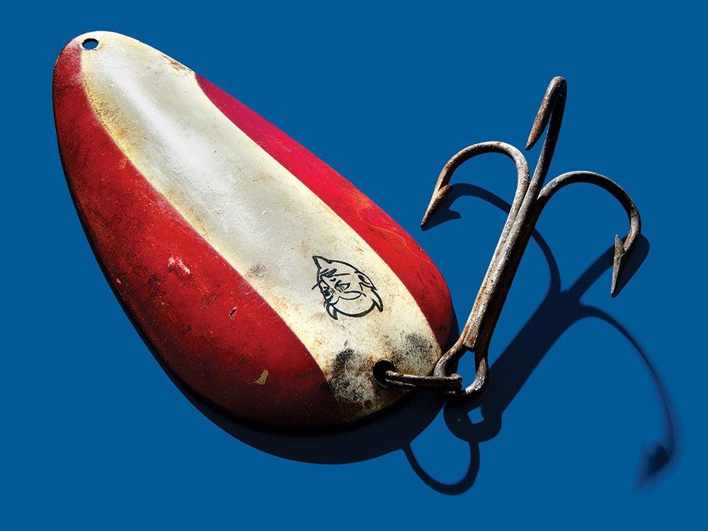 Eppinger Dardevle Spoon