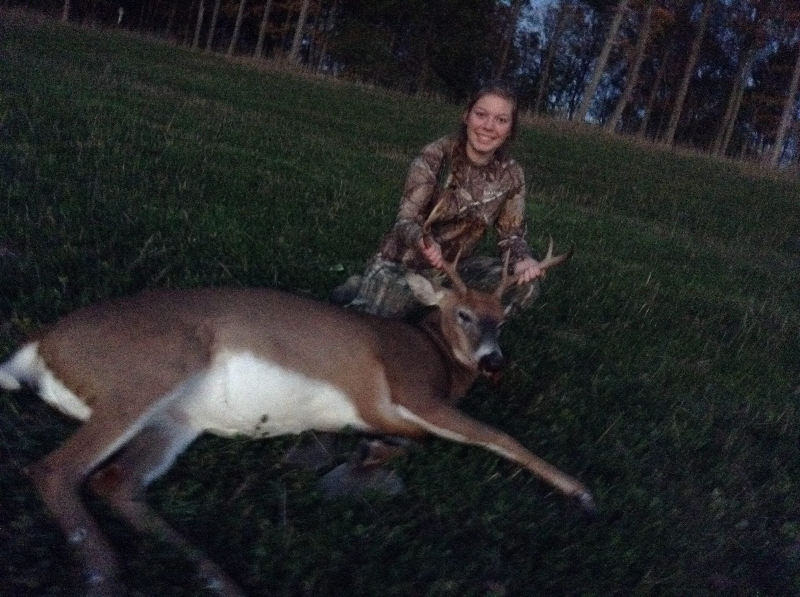 Buck Activity on the Rise in the Northeast