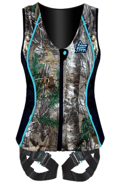 New Gear, Safety Harness, Hunter Safety System, Kristen Schmitt