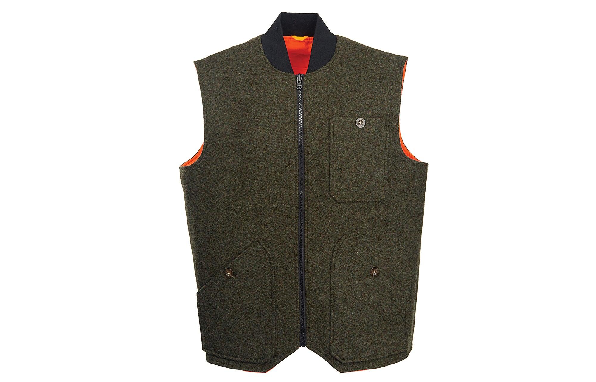 Woolrich Men's Reversible Hunting Vest