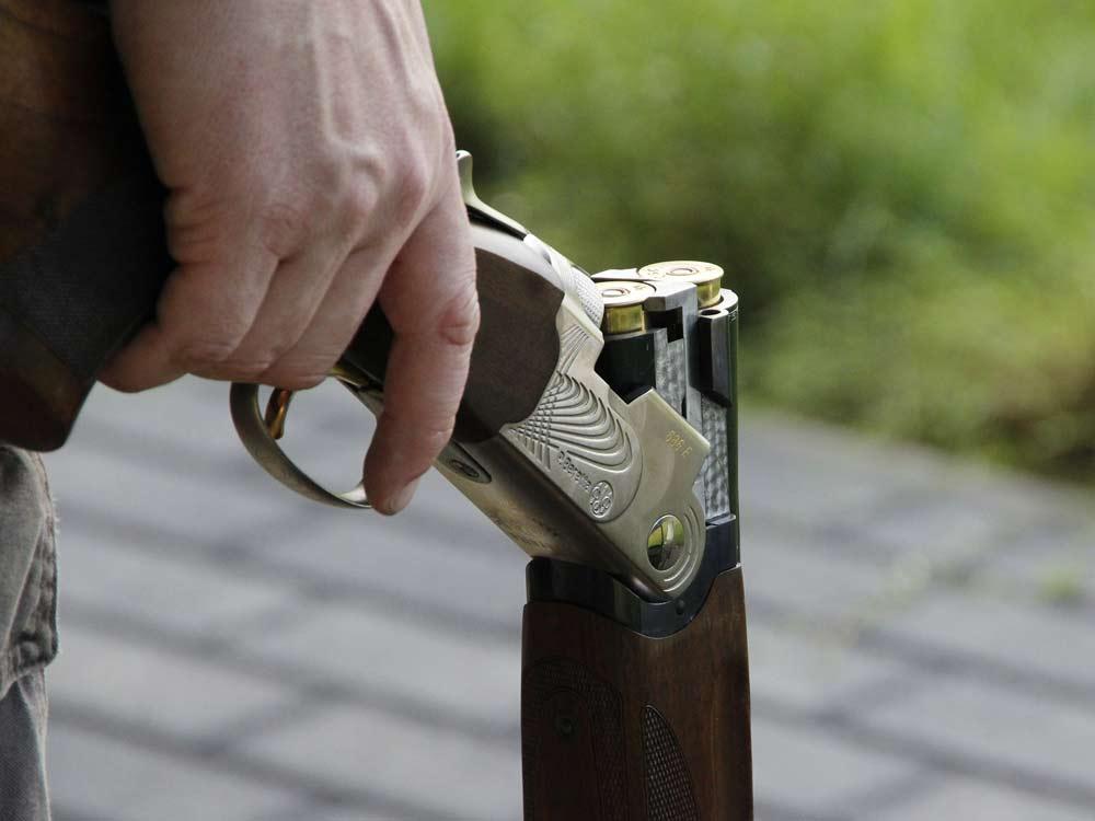beretta double barrel shotgun