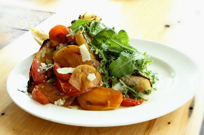 Recipe: Wood Roasted Ozark Tomato Bruschetta