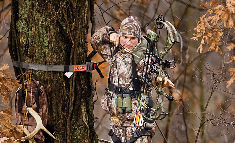 Bowhunting Tips: How to Draw Without Getting Busted