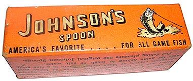 Johnson's Silver Minnow