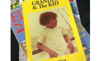 Winners Announced: Grandpa & the Kid Book Giveaway