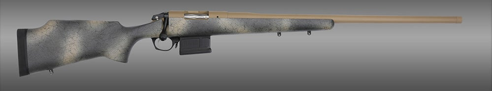 bergara, premier approach, rifle