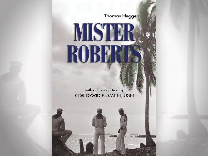 mister roberts thomas heggen novel