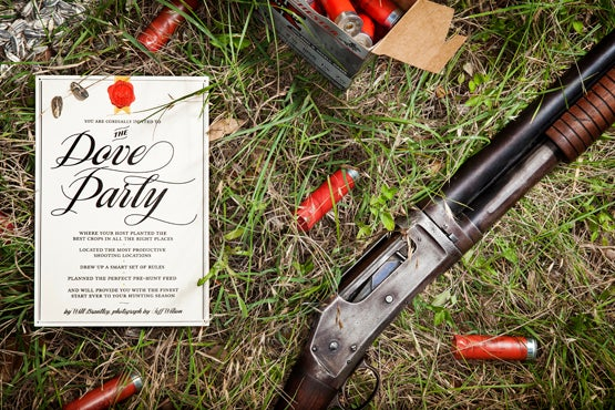 How to Throw the Best Dove Hunting Party