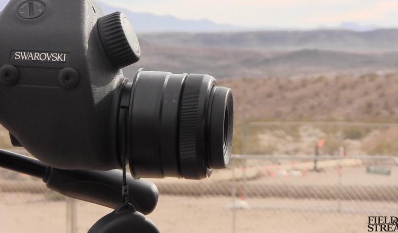 New Spotting Scope: Swarovski STR 80