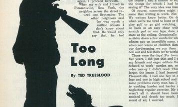 "F&S Classic: ""Don't Wait Too Long"""
