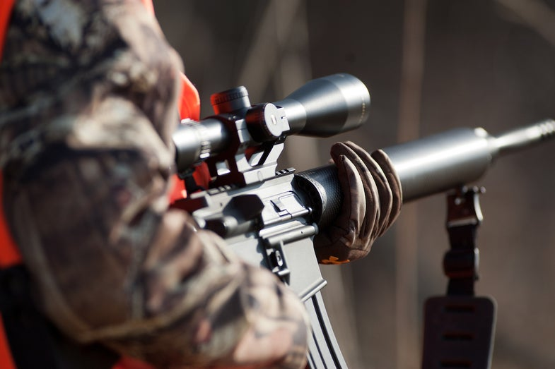 How to build your own AR15 rifle for hunting.