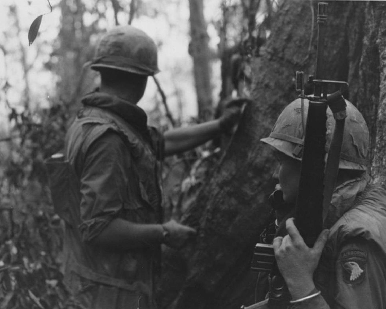 vietnam, m16, 1969