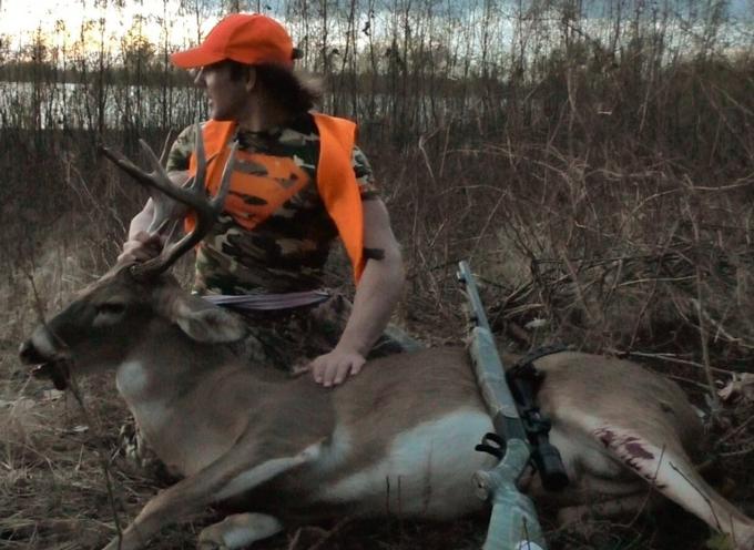 A Rut Hunt in Bayou Country