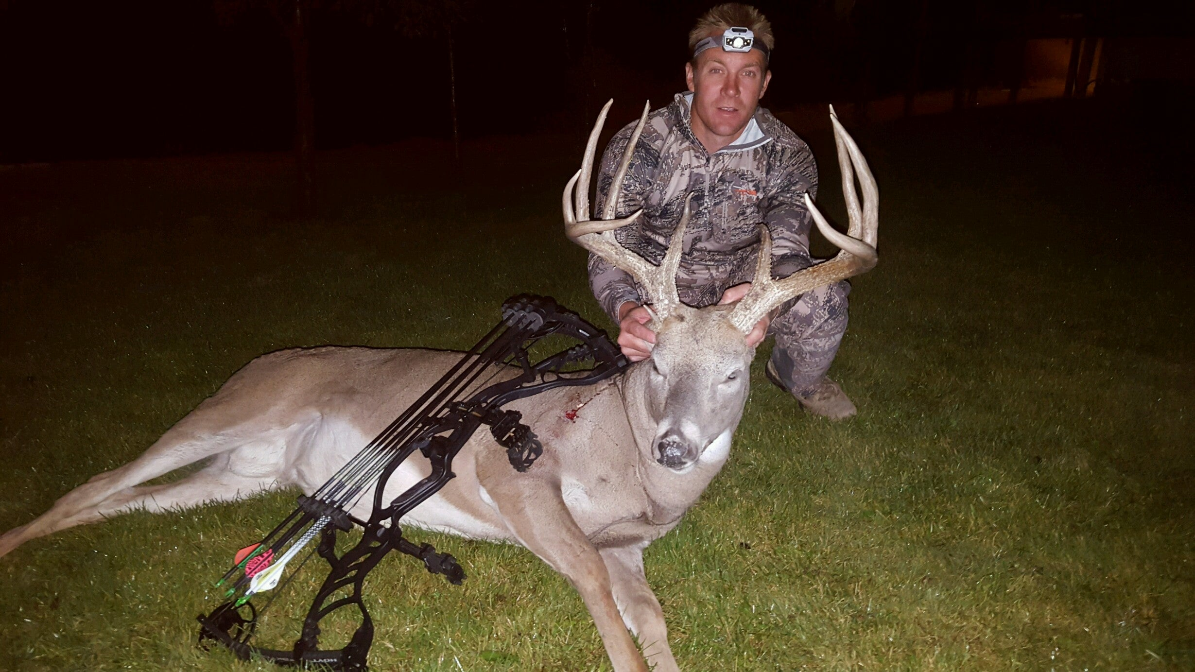 Persistence Pays Off: Wyoming Bowhunter Takes Pope and Young Buck