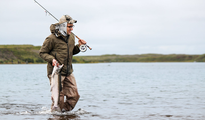 coho salmon alaska