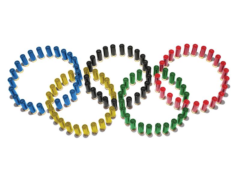 Olympic shooting,