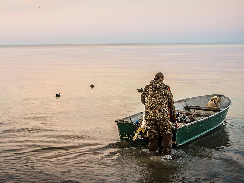 The Waterfowl Frontier