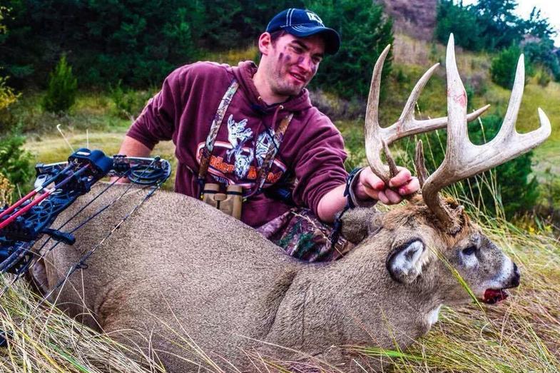 Daytime Buck Movement Ticks Up