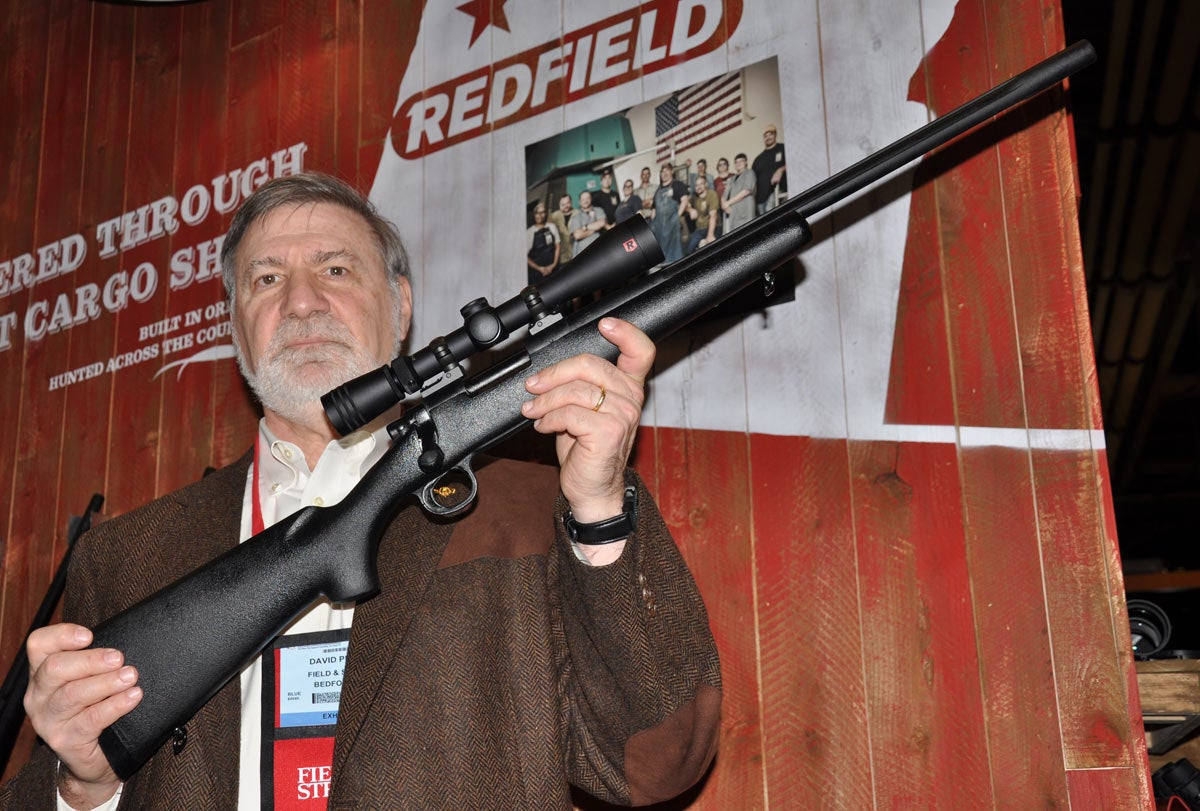 Items of Interest from Day One of the 2010 Shot Show