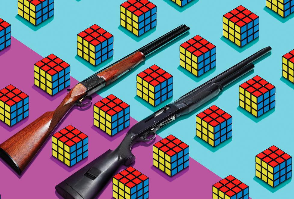 Totally Rad Shotguns of the '80s