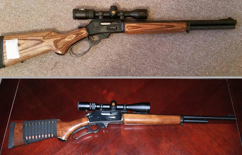 Gunfight Friday: The .45-70 vs .356 Winchester