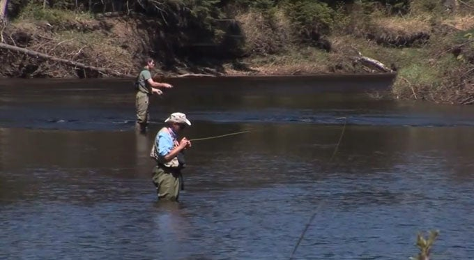 If Your Home Trout Stream Had Its Own Commercial, What Would It Look Like?