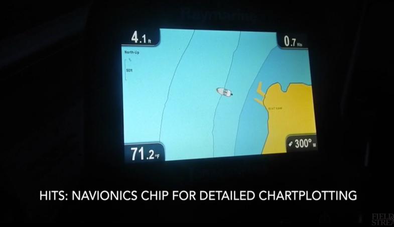 New Sonar/GPS: Raymarine Dragonfly-5Pro