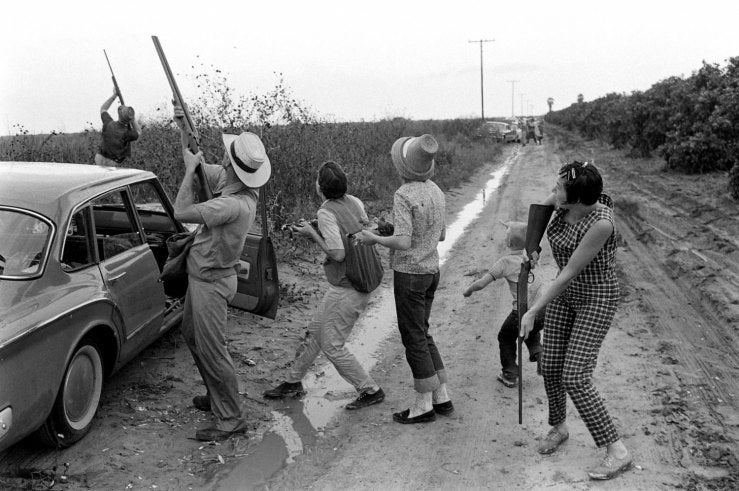 Vintage Hunting Photos: Texas White-Winged Dove Hunting Circa 1961