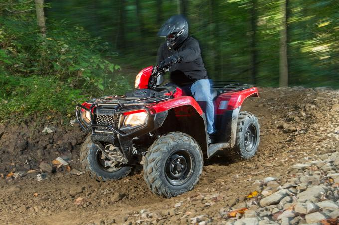 ATV Review: 2015 Honda Foreman Rubicon 4×4